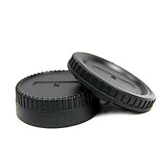 Uwinka l-r1 lentille de la caméra arrière + corps capuchon de protection pour canon