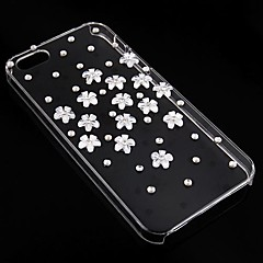 Daisy with Diamond Back Case for iPhone 4/4S