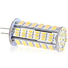 6W G4 Ampoules Maïs LED T 126 SMD 3014 540 lm Blanc Froid DC 12 / AC 12 / AC 24 / DC 24 V