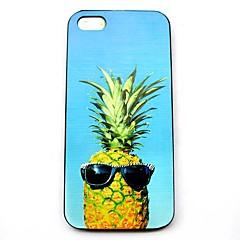 cas dur de modèle d'ananas pour iphone 5/5 ans