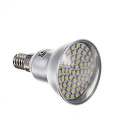 4W E14 LED Spotlight PAR38 60 SMD 3528 180 lm Warm White AC 220-240 V