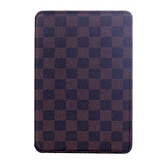 Natusun™ Checkered Pattern PU Leather Case Full Body Case with Auto Sleep and Wake UP  for iPad2/iPad3/iPad4