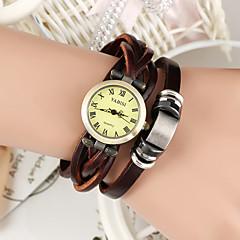 Women's Watch Bohemian Leather Bracelet