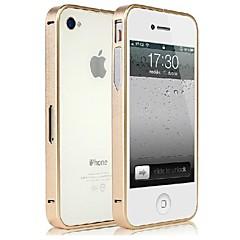 ultraohut alumiini puskurin runko signaali tehostajana iPhone 4 / 4s (eri värejä)