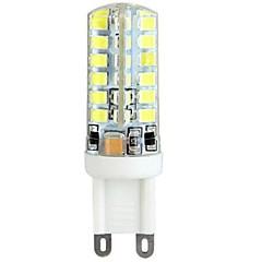 4W G9 LED-kolbepærer T 48 SMD 2835 450 lm Kold hvid V