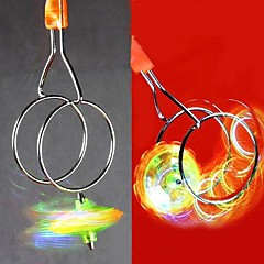Hottest Magic Toy Gyroscope Spinner Handle Super Gyro Magnetic Track