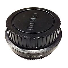 newyi md-eos Minolta MD lentille adaptateur pour Canon EOS 60D 600D Rebel T3i