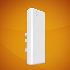 comfast® cf-e214n 150mbps lan outdooor cpe wifi pont répéteur avec antenne 14dBi -white