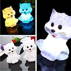 coway die kleine Katze bunten LED Nightlight