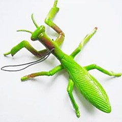 Tricky Simulation Latex Mantis for Halloween Entertainment