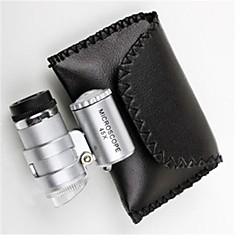 6 * 5 * 3 cm 45 állítható led mikroszkóp