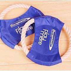 lureme zabawki dla zwierząt domowych psów frisbee (losowy kolor)