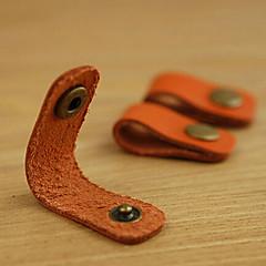lan læder spoleapparatet til kabel hovedtelefon