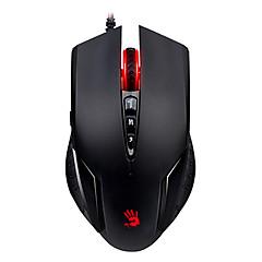 shuangfeiyan v5m älykäs pelaaminen custom avaimet langallinen USB-hiiri 3200 dpi