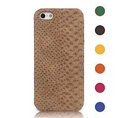 LES SMORE® Footprint PU Leather Phone Case for iPhone5/5S