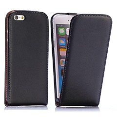 Stylish Vertical Flip PC+PU Leather Cover for iPhone 6(Assorted Colors)