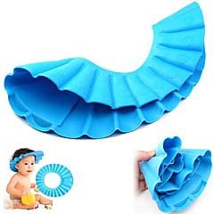 아이 눈물없는 샴푸 방패 샤워 모자 30x26.5x0.25cm