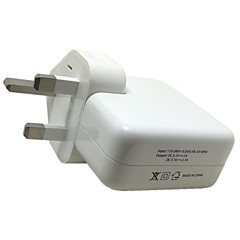 UK Plug 4 ports usb adaptateur secteur pour iPad 2 iphone air iphone 6 6 plus iphone 5s / 5 Mini iPad 3/2/1 ipad air