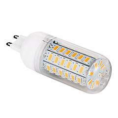 12W G9 LED Corn Lights T 56 SMD 5730 1200 lm Warm White AC 220-240 V