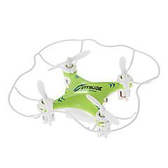 Drone RC H7 4 Canaux 6 Axes 2.4G Quadrirotor RC Vol Rotatif De 360 DegrésQuadrirotor RC / Télécommande / 1 Batterie Pour Drone / Câble