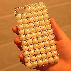 luxury with  Pearl Hard Back Cover  for iPhone 5 /  iPhone 5S