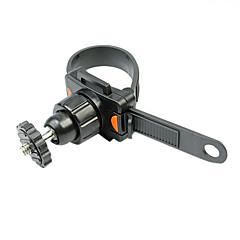 kjstar support de caméra pour casque / bicyclette / monopode