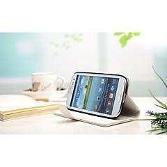 caso Fashion® noble de la PU billetera de cuero para Samsung Galaxy i9082 (colores surtidos)