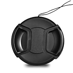 Dengpin® 49mm Camera Lens Cap for Sony NEX-3 NEX-5 NEX-5C NEX-5N NEX-C3 NEX-7 with 18-55mm Lens +a Holder Leash Rope