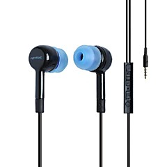 PLEXTONE® X31M In-Ear  Earphone with Mic and Compatibe for iPhone6/iPhone6 Plus MobilePhone/Pad/MP3/PC