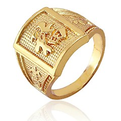 Chinese Characters Meaning Wealth Gold Rings