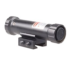 lt-8803 pointeur laser rouge (3MW, 650nm, 3 * AG13, noir)