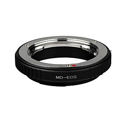 lentille md-eos Mount Adapter Minolta md mc Rokkor pour Canon EOS 1Ds Mark II iii 1d iv 5d mark II III 40d DSLR