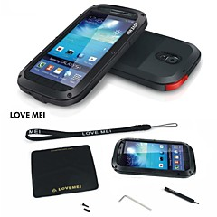 Love Mei Waterproof Shockproof Aluminum Gorilla Metal Case for SAMSUNG GALAXY S4 I9500(Assorted Colors)