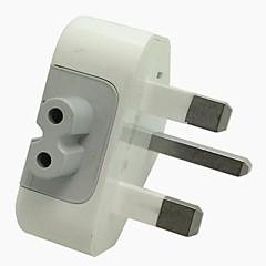 vägg ac avtagbar uk plug head nätadapter laddare för ipad / iphone 5