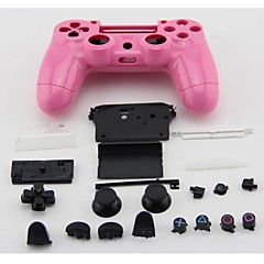 Replacement Protective Case Cover + Accessories + Screwdriver for PS4 Wireless Controller