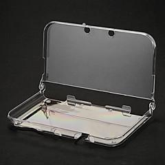 caja de cristal para la nueva cubierta protectora transparente 3dsxl