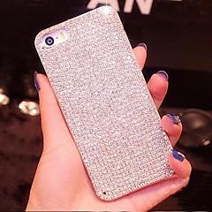 modelos fresco maré com diamante tampa traseira difícil para 5s iphone 5 / iphone