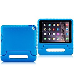 Kids Cover Thick Foam Shock Proof Soft Handle Stand Case for iPad Air 2