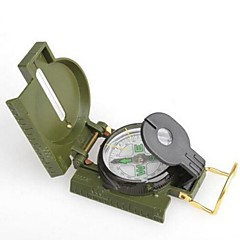 Portable Folding Multi Function Military Compass with Magnifying Glass