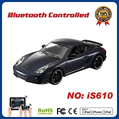 i-control licentie bluetooth porsche auto voor iphone, ipad en android is610