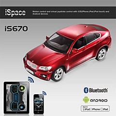 i-control licentie bluetooth bmw x6 auto voor iphone, ipad en android is670