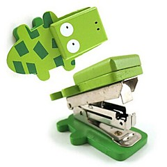 Holiday Gifts Animal Wood Material Staplers (Random Color)