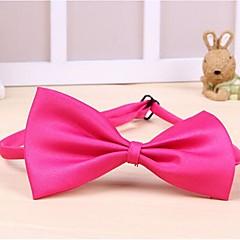Cat / Dog Tie Red / Black / White / Green / Pink / Purple / Orange / Dark Blue / Light Blue Spring/Fall Bowknot Cosplay / Christmas