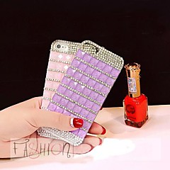 Profusion Colour  with Diamond Hard Back Cover  for iPhone 5 /  iPhone 5S (Assorted Colors)