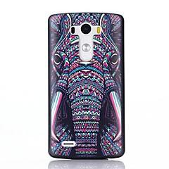LG G3 - Plastic - Achterkantje - Speciaal ontwerp - gevaldekking -