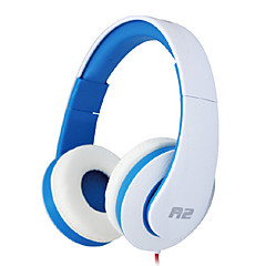 Ovleng A2 3.5mm Gaming Headphone Headset with Mic for IPHONE / Ipad / Android / Computer Over-Ear