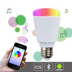 Lampadine globo 57 SMD 5630 H+LUX™ A E26/E27 12 W Intensità regolabile/Controllo a distanza/Sensore/Decorativo 1000 LM 3000~6000 K
