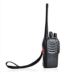 Newest 5W BF-888S Two-Way Radios FM Transceiver Flashlight Radio Walkie Talkies