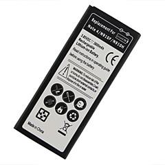 삼성 주 4 n910f의 n910h에 대한 3800mah 휴대 전화 배터리