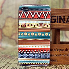 Fashion Fringe Pattern Hard Cover Case for iPhone 4/4S
